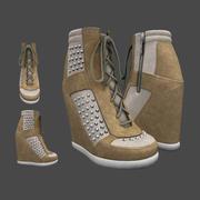 Stiefel 3d model
