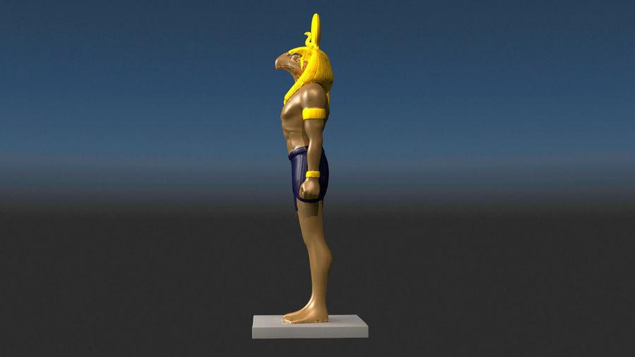 Estatua antigua royalty-free modelo 3d - Preview no. 6