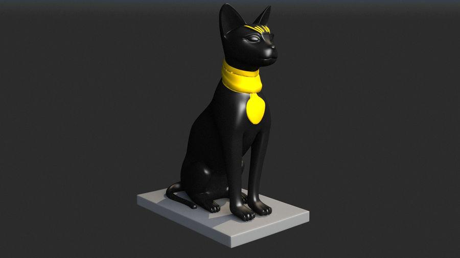 Estatua antigua royalty-free modelo 3d - Preview no. 5