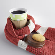 Coffee and Scarf 3d model