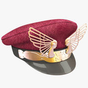 Kapelusz pilota 3d model