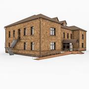 도시 행정관 1 3d model