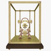 Horloge Steam Punk 3d model