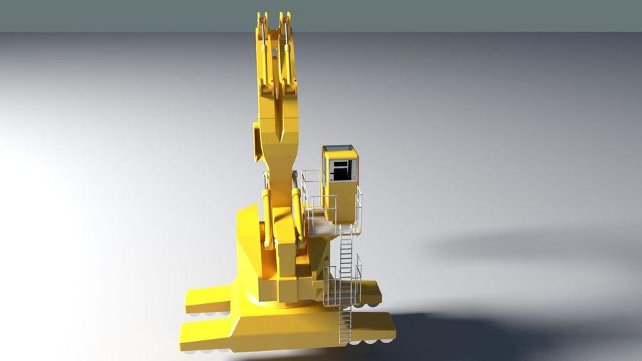 Graver royalty-free 3d model - Preview no. 9
