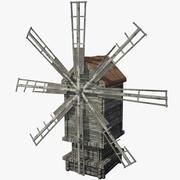 风车 3d model