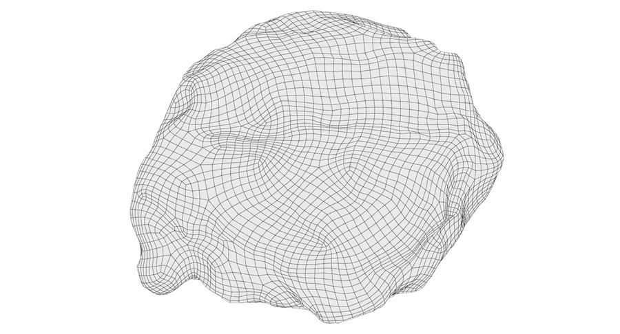 Rock Scan 021 royalty-free 3d model - Preview no. 12