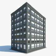 Edificio de la ciudad 1 modelo 3d