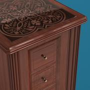 Gabinete 3d model