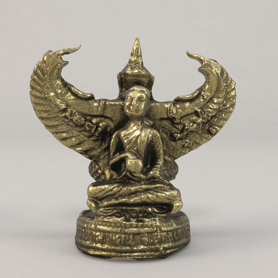 Lord Garuda royalty-free 3d model - Preview no. 6