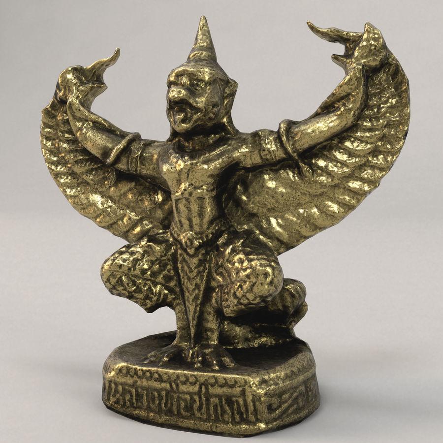 Lord Garuda royalty-free 3d model - Preview no. 1