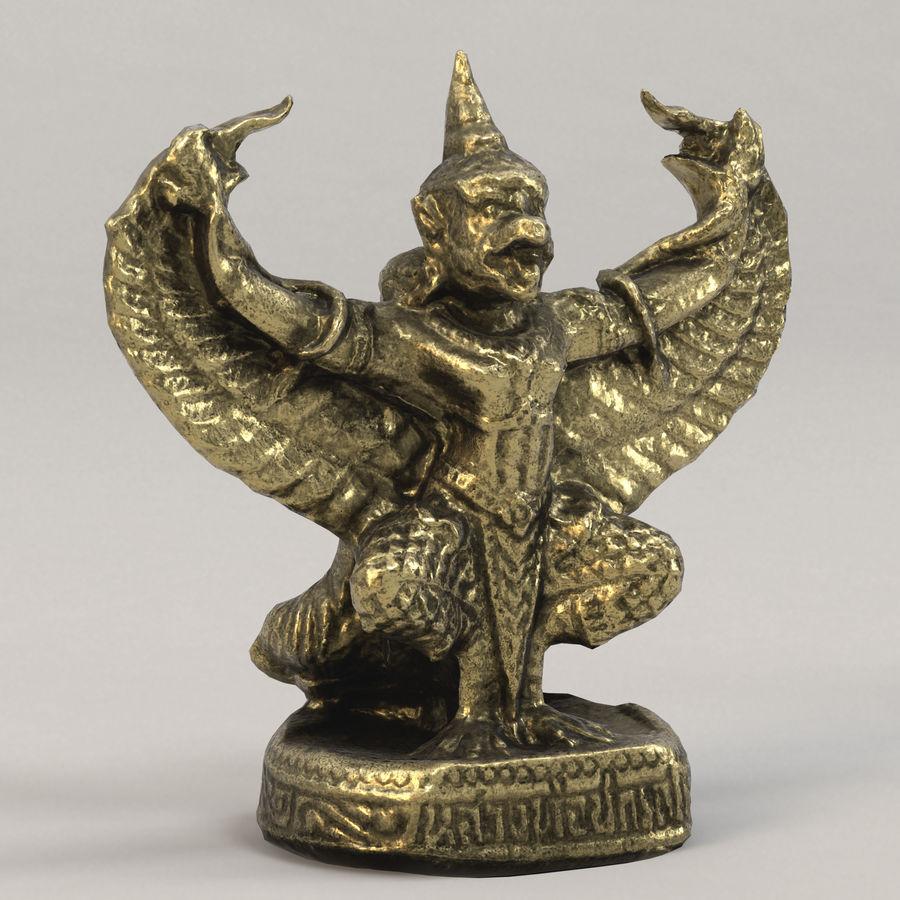 Lord Garuda royalty-free 3d model - Preview no. 2