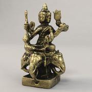 Brahma 3d model