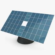 Солнечная панель 3d model