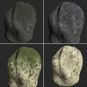 Rock-collectie 3d model