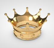 corona modelo 3d