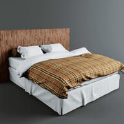 Bed - good thoughts 3d model