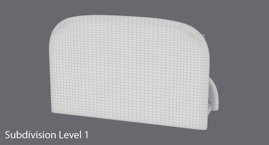 Etui na wizytówki 01 royalty-free 3d model - Preview no. 17