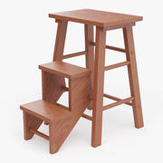 梯凳子08 3d model