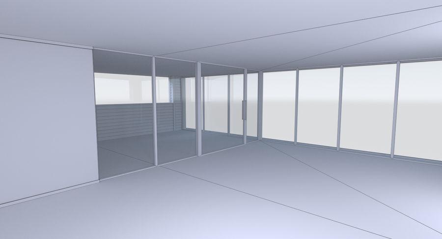 인테리어와 모던 하우스 royalty-free 3d model - Preview no. 26