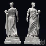 Rzeźba (2) 3d model