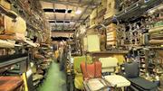 Ancien entrepôt industriel vintage 3d model