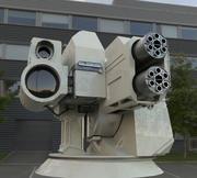 武器 3d model