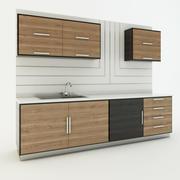 Kitchen - Dream 3d model