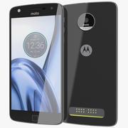Motorola Moto Z Play (Droid) Black 3d model