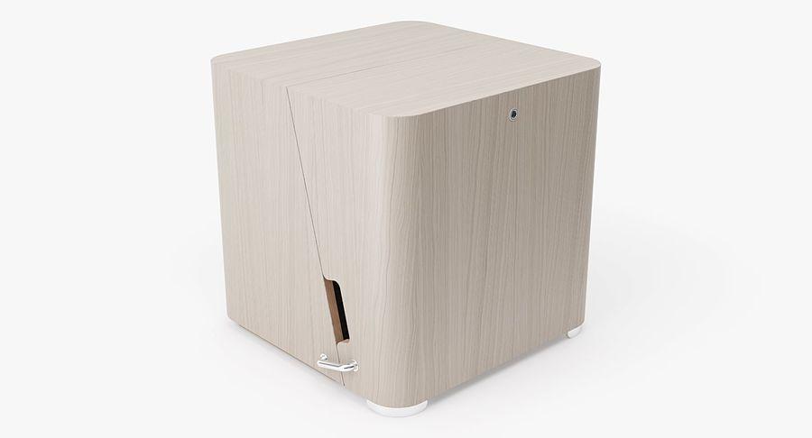 Scaletta per scaletta 07 royalty-free 3d model - Preview no. 5