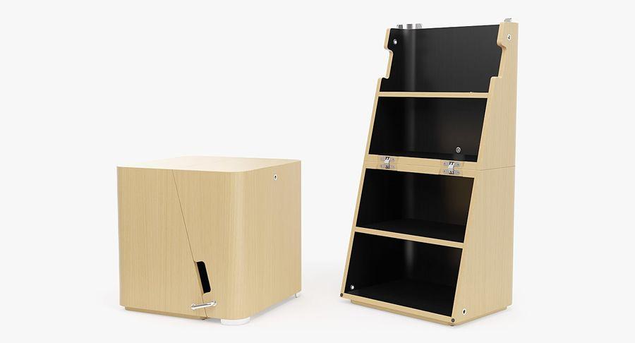 Scaletta per scaletta 07 royalty-free 3d model - Preview no. 9