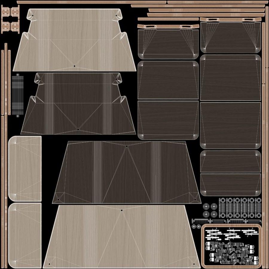 Scaletta per scaletta 07 royalty-free 3d model - Preview no. 14