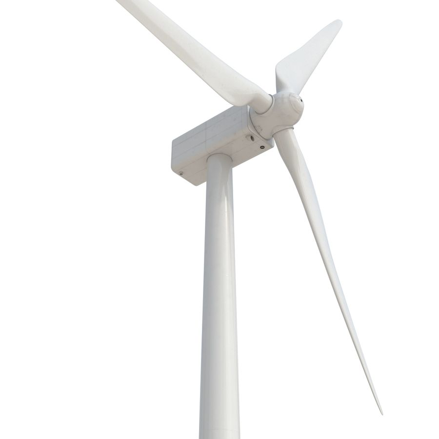 Generic Wind Turbine royalty-free 3d model - Preview no. 16