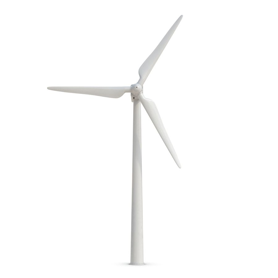 Generic Wind Turbine royalty-free 3d model - Preview no. 4
