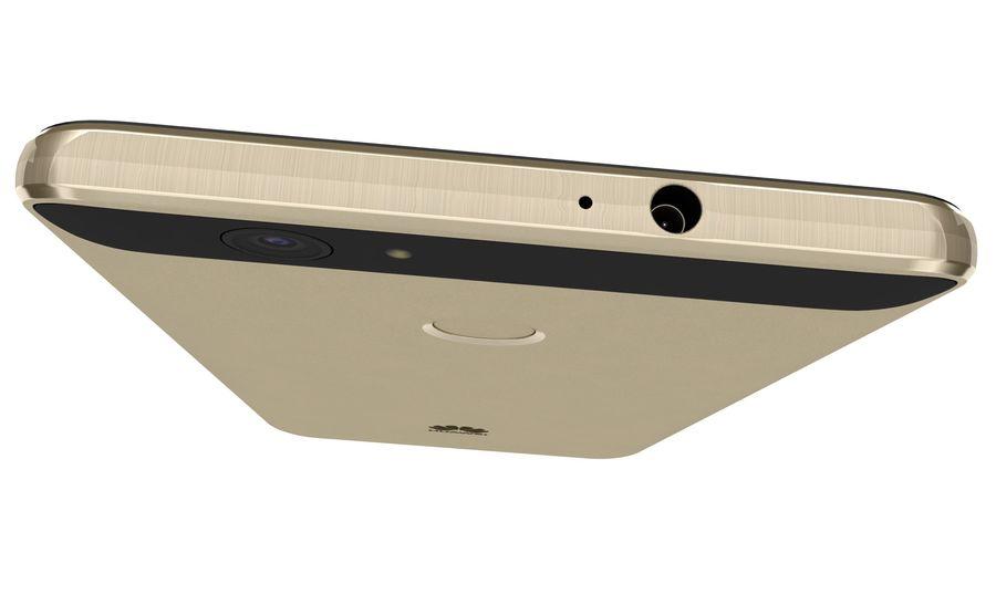 Huawei Nova Prestige Gold royalty-free 3d model - Preview no. 16
