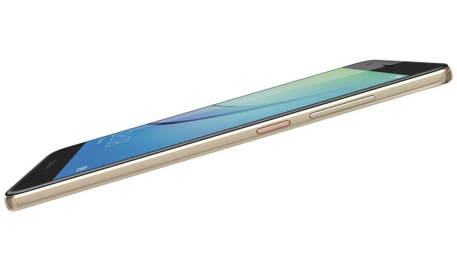 Huawei Nova Prestige Gold royalty-free 3d model - Preview no. 20