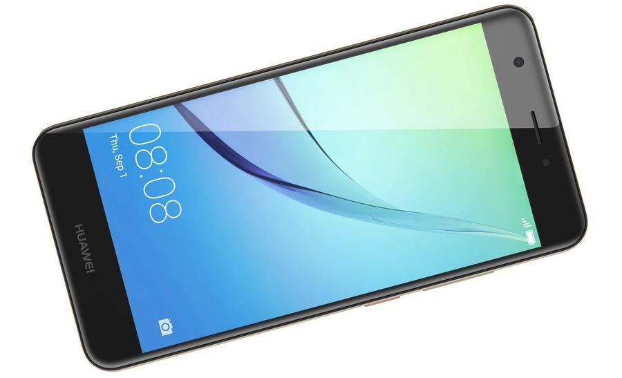 Huawei Nova Prestige Gold royalty-free 3d model - Preview no. 13