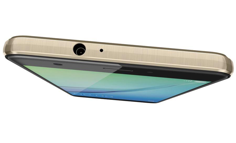 Huawei Nova Prestige Gold royalty-free 3d model - Preview no. 15