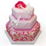 Cake_060 3d model