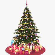 クリスマスtree_v4 3d model