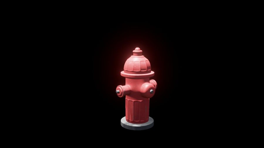 Street Assets royalty-free 3d model - Preview no. 4