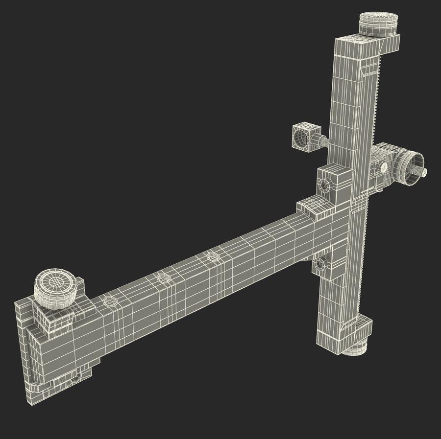 Avcı hedef görme royalty-free 3d model - Preview no. 12