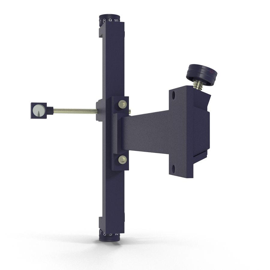 Avcı hedef görme royalty-free 3d model - Preview no. 6