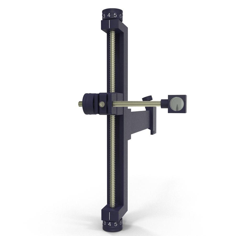 Avcı hedef görme royalty-free 3d model - Preview no. 5