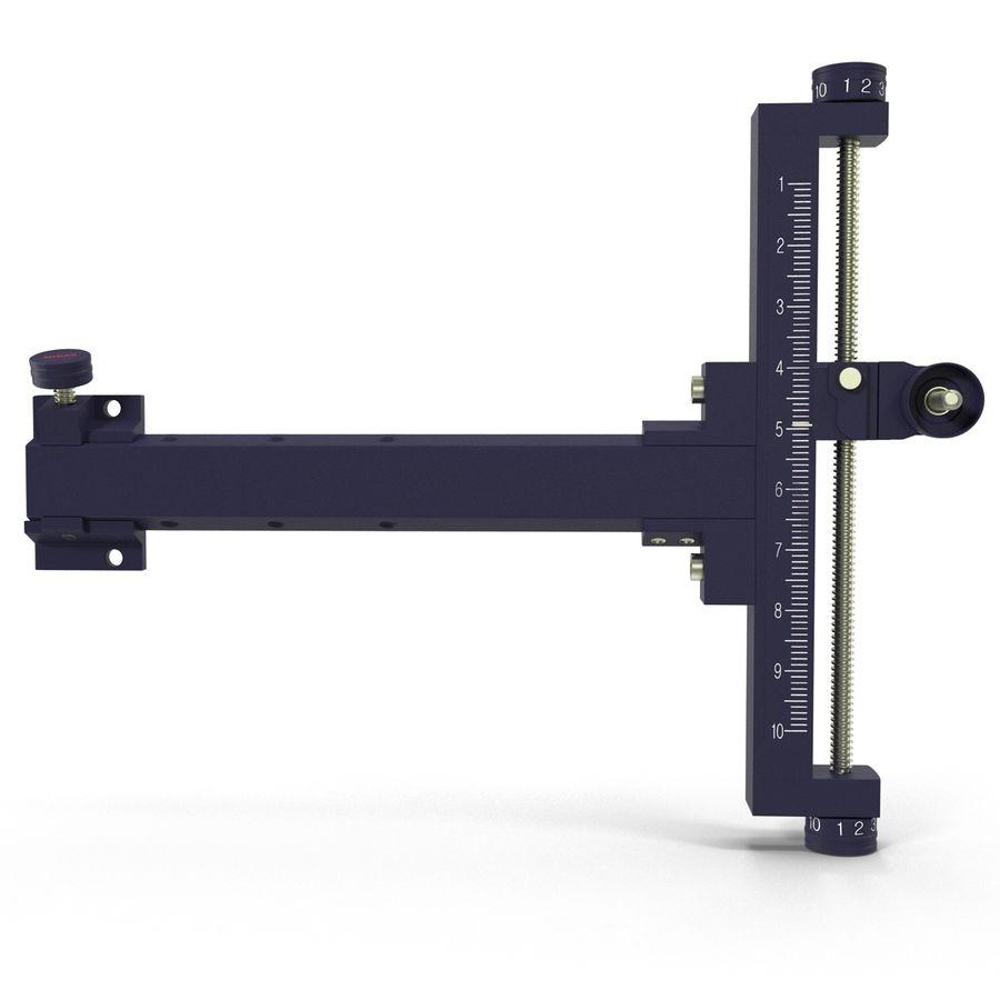 Avcı hedef görme royalty-free 3d model - Preview no. 3