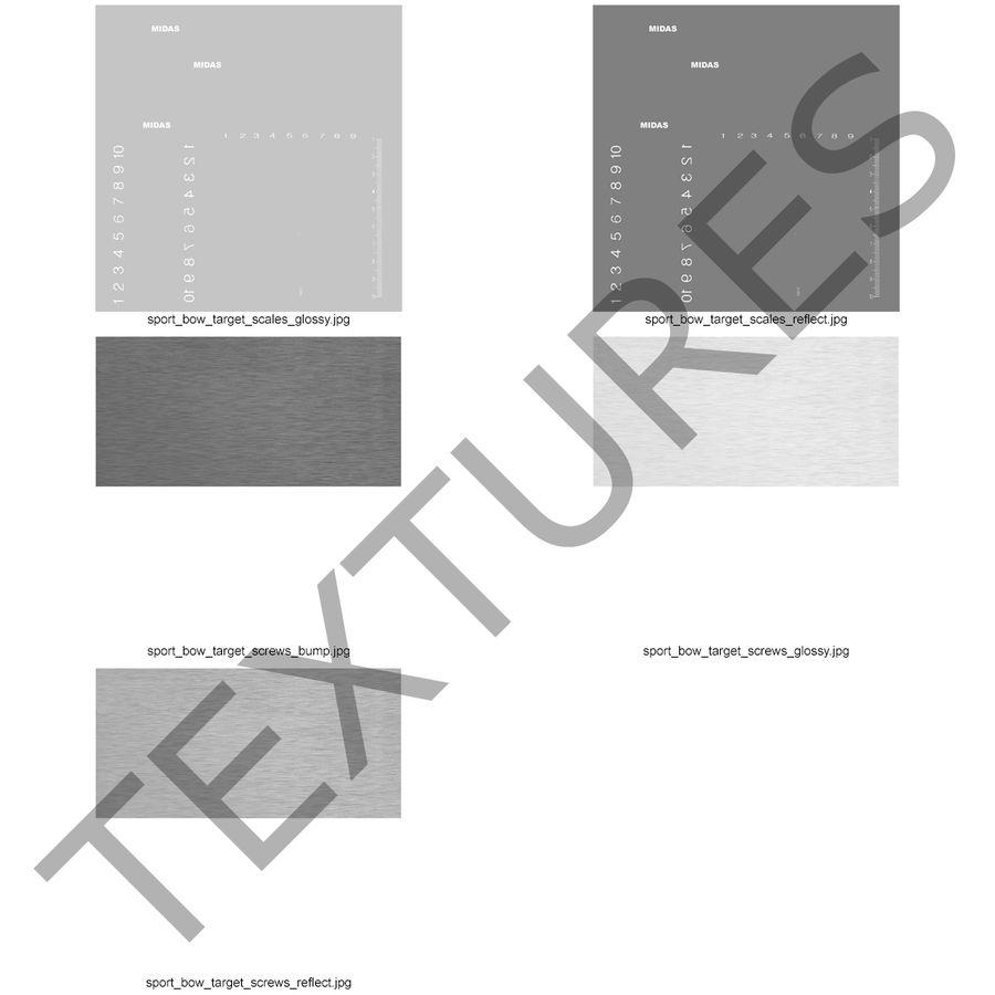 Avcı hedef görme royalty-free 3d model - Preview no. 17
