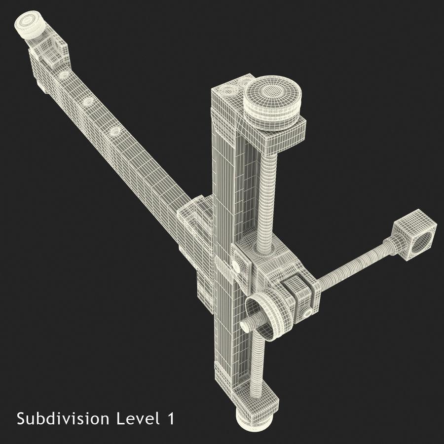 Avcı hedef görme royalty-free 3d model - Preview no. 14