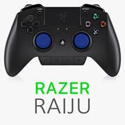 Razer Raiju modelo 3d