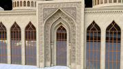 Mezquita Bibiheybet modelo 3d