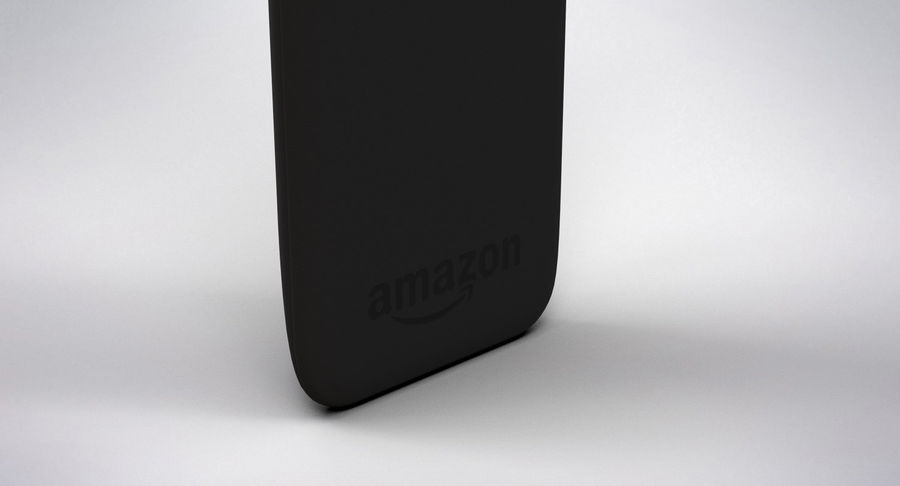 Amazon Fire TV Stick and Remote royalty-free 3d model - Preview no. 20
