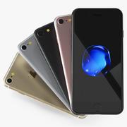 iPhone 7 3Dモデルセット 3d model